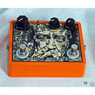 Main Ace FX Eraserhead perfect combination fuzz and distortion Read all about it