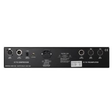 Universal Audio 6176 Recording Channel Strip 610-Preamp 1176-Compressor DEMO
