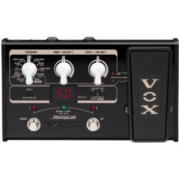 VOX STOMPLAB2G Modeling Guitar Multi-Effects Pedal Japan new .
