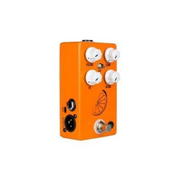 New JHS Pulp N Peel V4 Compressor PreAmp Guitar Effects Pedal! Pulp 'N Peel