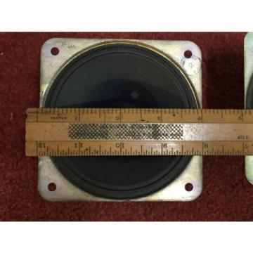 Amazing vintage 60s BIG Alnico magnet CELESTION tweeters (259300)