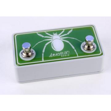 Dual Amp Footswitch (latching) - Arachnid Audio