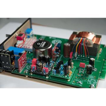 CAPI VP312DI preamp with DI, API console style series 500