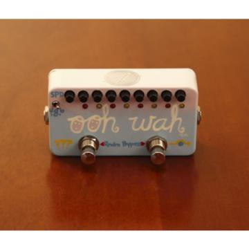 Zvex Ooh Wah Effect Pedal -->Hand Painted with early serial<--