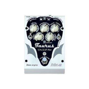 Taurus Amplification T-Di Plus Bass Preamp MK-2 DEMO