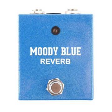 Henretta Engineering - Moody Blue Reverb Guitar Effect Pedal - Authorized Dealer
