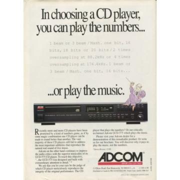 Stereo Review Mag June 1992Celestion 11, MTX Soundcraftsman A200, Alpine 7980