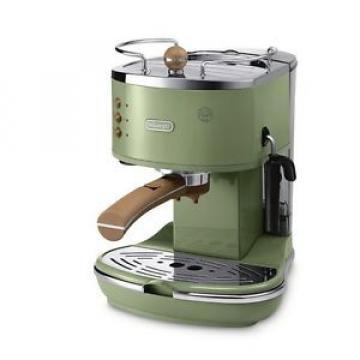 DeLonghi ECOV 311.GR Icona Vintage - Espressomaschine im eleganten Retrolook