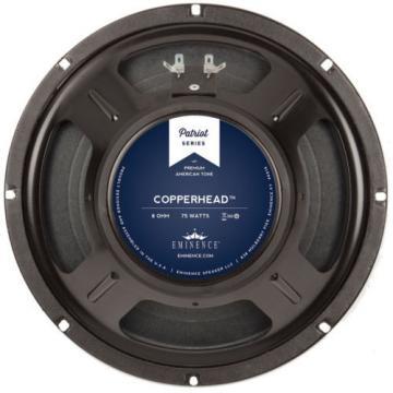 "Eminence Patriot The Copperhead 10"" Guitar Speaker 8 Ohm"
