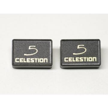 Celestion Embleme Logos für Celestion 5      1 Paar