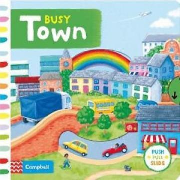 Busy Town by Rebecca Finn 9781447257615 (Board book, 2014)