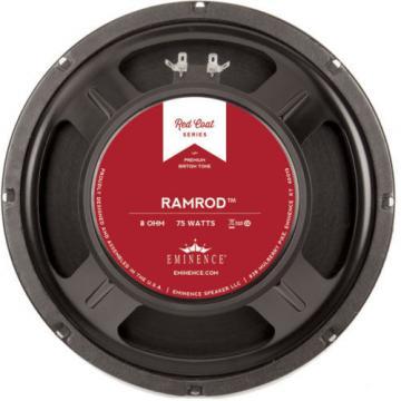 "Eminence Red Coat Ramrod 10"" Guitar Speaker 8 Ohm"