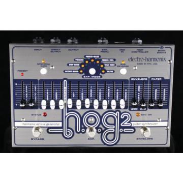 Electro Harmonix Hog 2 Harmonic Octave Generator