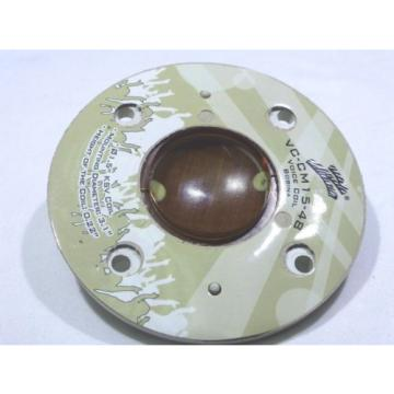 """Diaphragm Replacement For Golohon, Sound Barrier, TEI, & More 1.5"""" VC"""