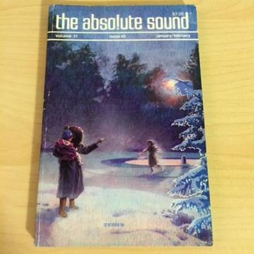 The Absolute Sound Issue Volume 11 Number 45, 1987 TAS Jadis JA-200 Celestion