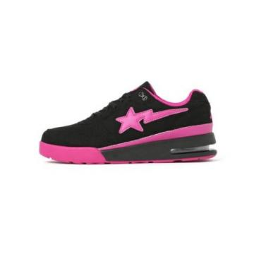 A BATHING APE Men's ROAD STA M1 Pink 10