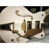 Gretsch G5422TDCG Hollow body W/BIGSBY! Snow Crest