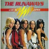 Runaways - Live In Japan [CD New] 5013929124127