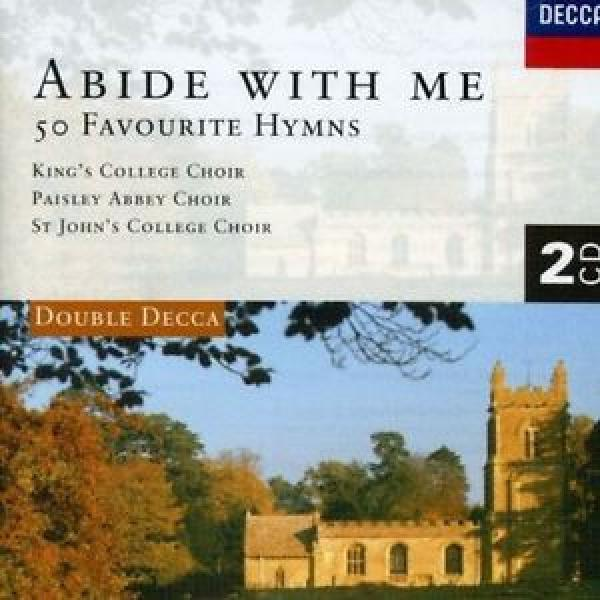 Abide with Me - 50 Favourite Hymns -  CD 36VG The Cheap Fast Free Post #1 image