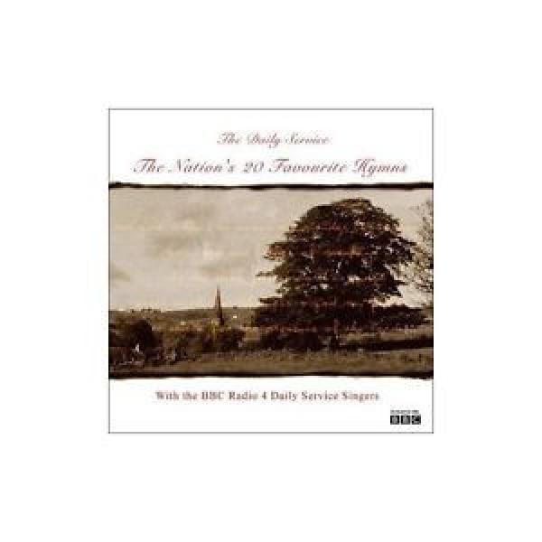 Various Artists - The Nation's 20 Favourite Hymns - Various Artists CD NJVG The #1 image