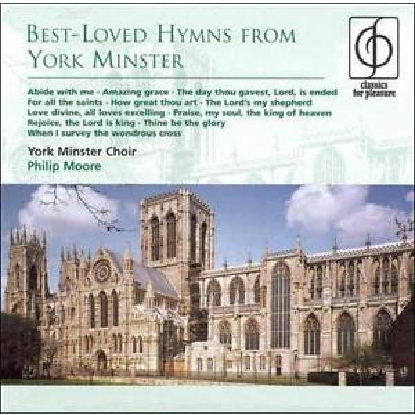 BEST LOVED HYMNS FROM YORK MINSTER [USED CD] #1 image