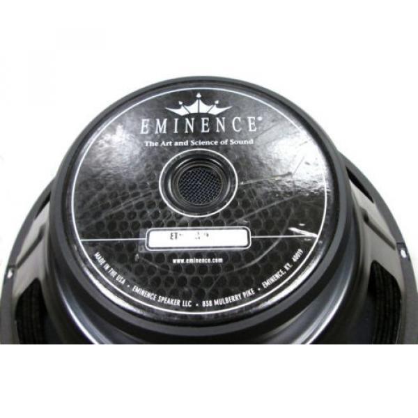"Eminence BETA-12A-2 12"" Pro Audio Woofer 250W 8-OHM 12-Inch Speaker #846 #2 image"