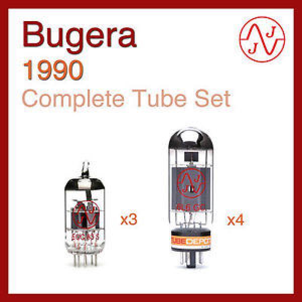 Bugera 1990 Complete Tube Set with JJ Electronics #1 image
