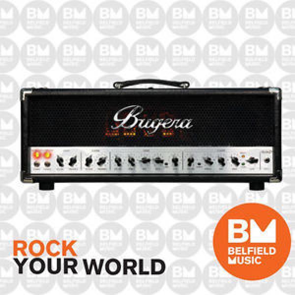 Bugera 6262 INFINIUM Ultimate Amp 120 Watt 2 Channel Tube Amplifier Head - BM #1 image
