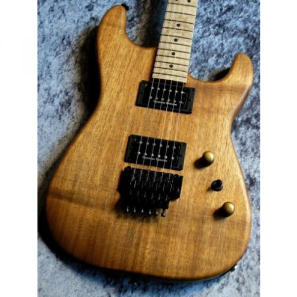 Charvel USA Custom Shop San Dimas 2H Koa  FREESHIPPING/123 #2 image