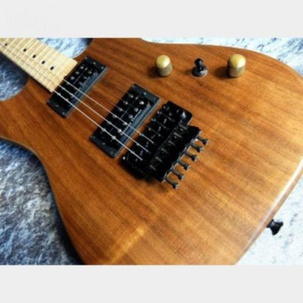 Charvel USA Custom Shop San Dimas 2H Koa  FREESHIPPING/123 #4 image
