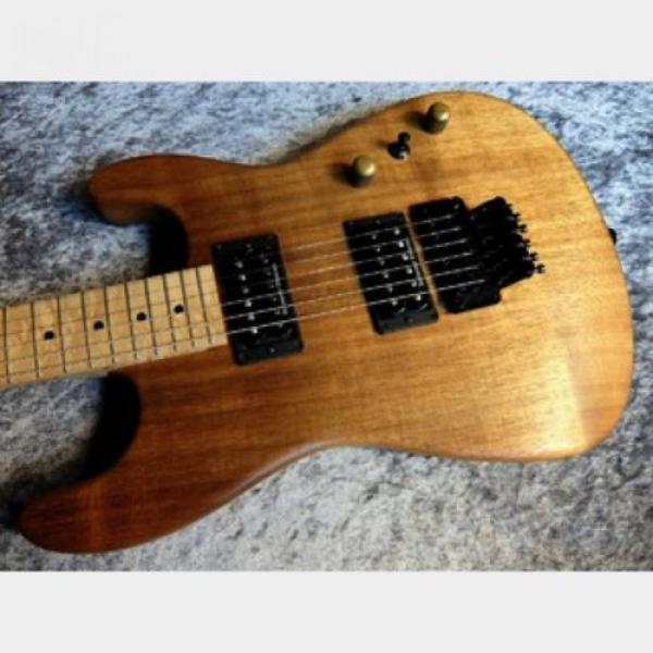 Charvel USA Custom Shop San Dimas 2H Koa  FREESHIPPING/123 #5 image
