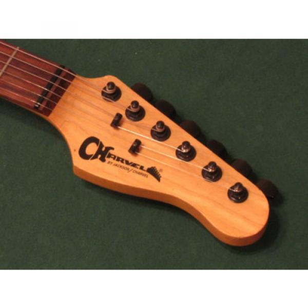 Charvel Strat Guitar - Jackson Pickups #3 image