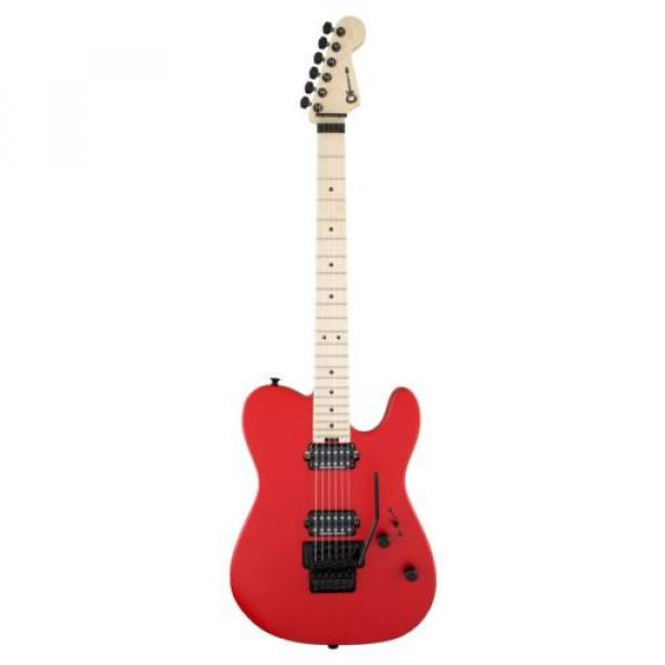IN STOCK! 2017 Charvel Pro-Mod San Dimas Style 2 HH FR M in satin red #1 image