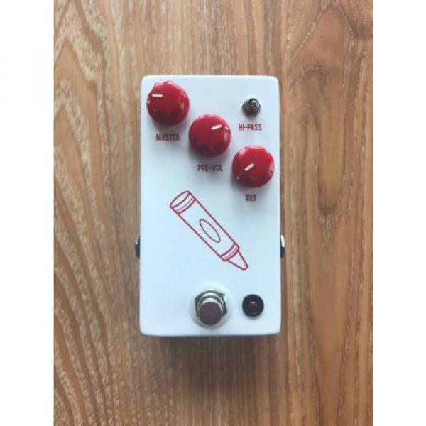 JHS Crayon Guitar Pedal #109 (Overdrive / Fuzz) #1 image