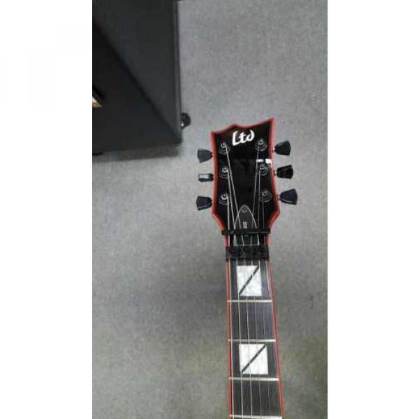 ESP/LTD GH-600 Gary Holt Black Signature model #4 image