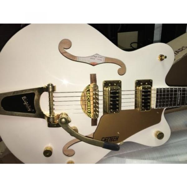 Gretsch G5422TDCG Hollow body W/BIGSBY! Snow Crest #1 image