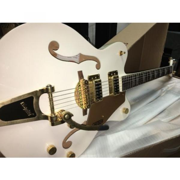 Gretsch G5422TDCG Hollow body W/BIGSBY! Snow Crest #2 image