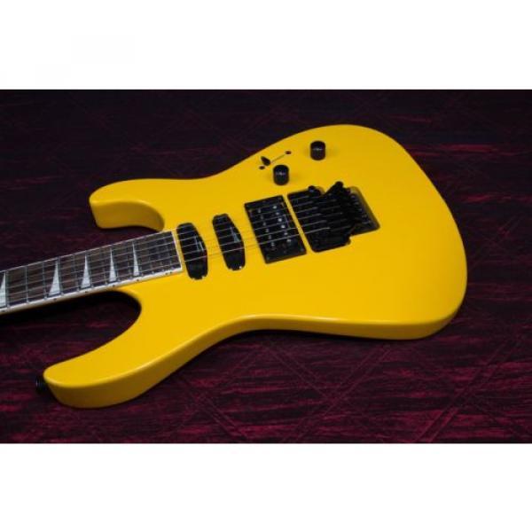 Jackson SLX Soloist X Series Electric Guitar Taxi Cab Yellow 031503 #1 image