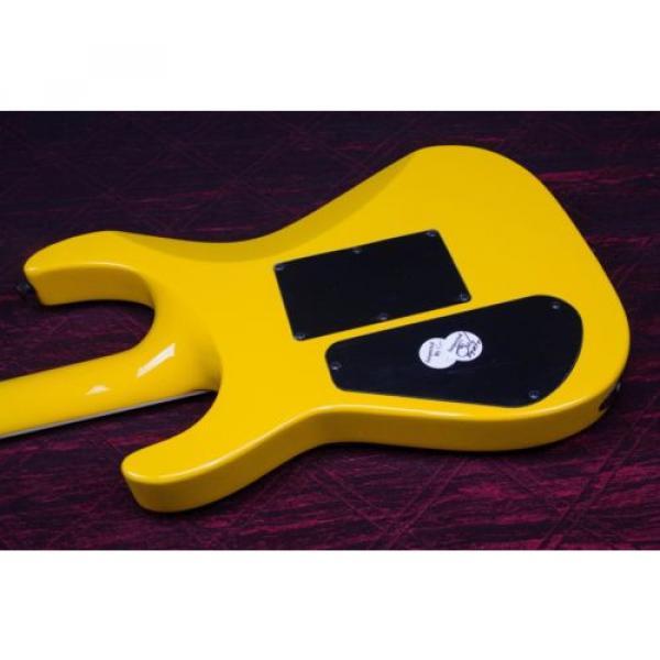 Jackson SLX Soloist X Series Electric Guitar Taxi Cab Yellow 031503 #2 image