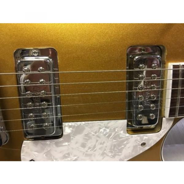 Gretsch G5238T Electromatic W/Bigsby Gold Top #3 image