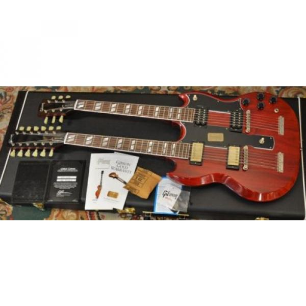 Gibson Custom Shop Japan Limited Mid 60's EDS-1275 Double Neck New #1 image