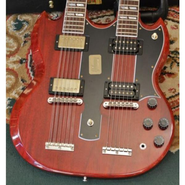 Gibson Custom Shop Japan Limited Mid 60's EDS-1275 Double Neck New #2 image