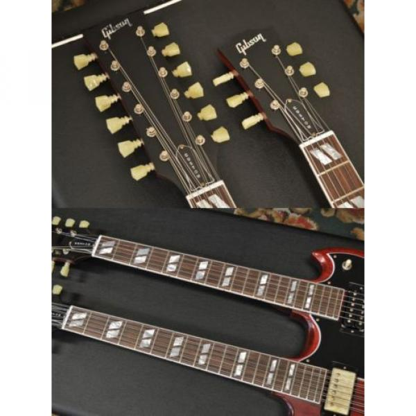 Gibson Custom Shop Japan Limited Mid 60's EDS-1275 Double Neck New #4 image