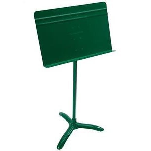 Manhasset Sheet Music Stand Model 4801GRN Aluminum Green #1 image