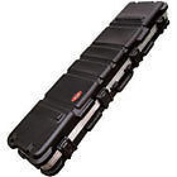"""SKB Cases 3SKB-5211W Low Profile Ata Utility Case 11"""" With Wheels 3SKB5211W New #2 image"""