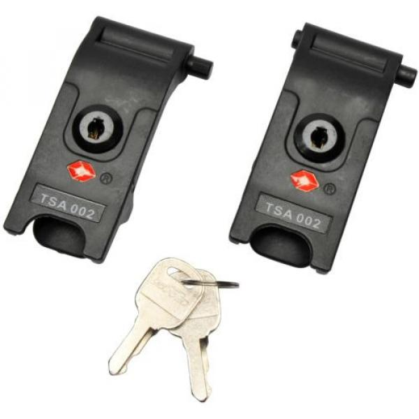 Black SKB Mathews Z7 Parallel Limb Bow Case 3i-4217-PL W/ 2 TSA locking latches #4 image