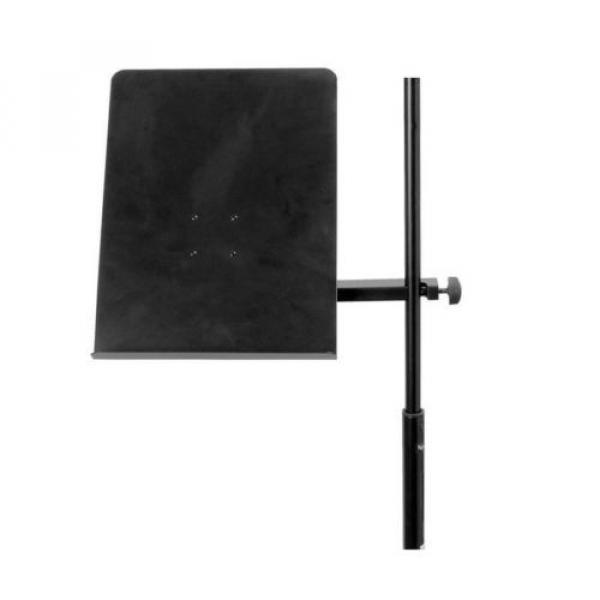 U-Mount Clamp-On Bookplate Stand Holder adjustable Mic microphone FREE SHIPPING #2 image