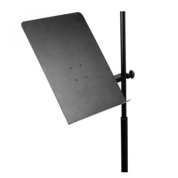 U-Mount Clamp-On Bookplate Stand Holder adjustable Mic microphone FREE SHIPPING #3 image