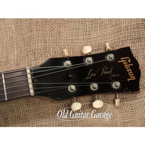 Gibson 1960 Les Paul Junior Used  w/ Hard case #4 image