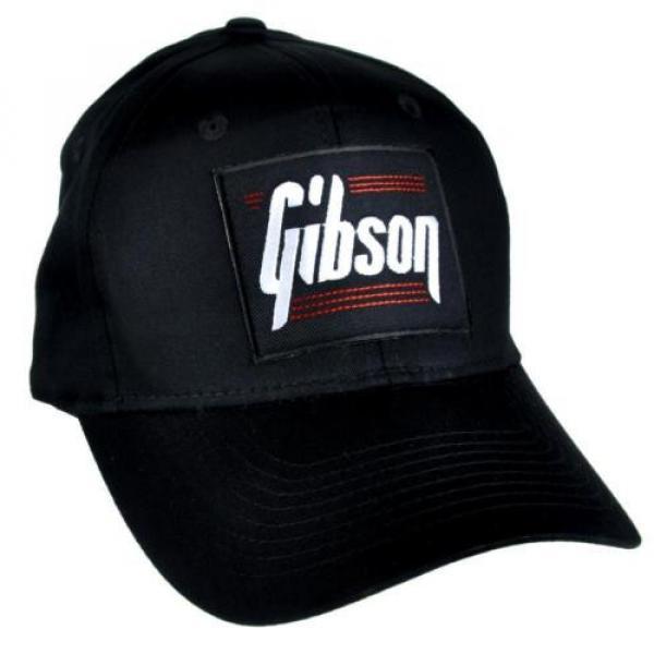 Gibson Les Paul Guitar Hat Baseball Cap Alternative Clothing Electric Revolution #1 image